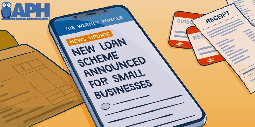 bounce back loan scheme accountants claim help APH Accountants Wirral Wallasey Accountants Covid 19 business support update for self employed company directors and startups
