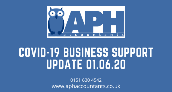 APH Accountants COVID-19 Business Support for wirral businesses